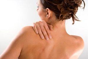 Причины сыпи на спине